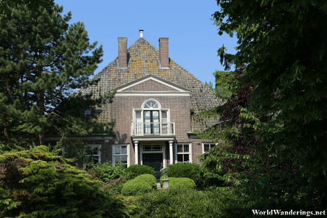 Traiditonal House in Beemster