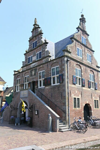 Old Town Hall of De Rijp