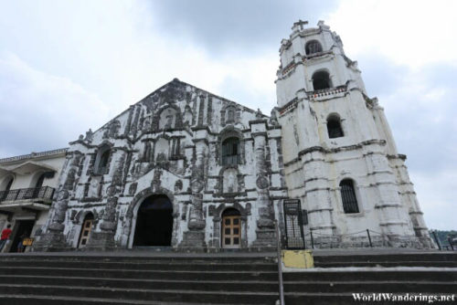 Our Lady of the Gate Church in Daraga