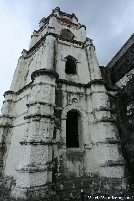 Belfry of the Church of Our Lady of the Gate in Daraga