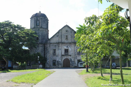 Saint John the Baptist Church in Camalig