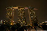 Going to the Marina Bay Sands