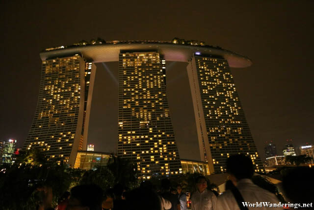 Marina Bay Sands Entertainment Complex