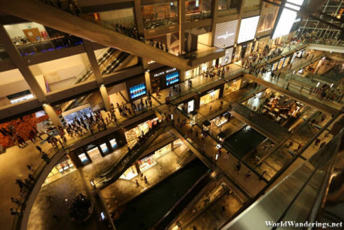 Shoppes at the Marina Bay Sands