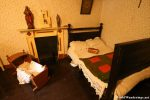 Inside the Thatched Cottage at Bunratty Folk Park