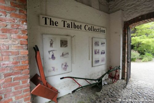 Talbot Collection at the Bunratty Folk Park