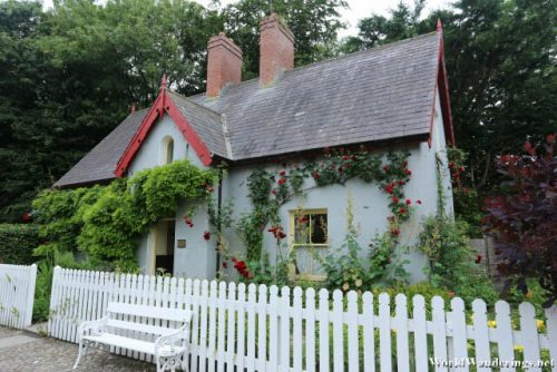 Doctor's House in Bunratty Folk Park