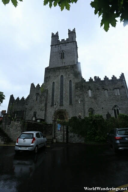 Saint Mary's Cathedral in Limerick